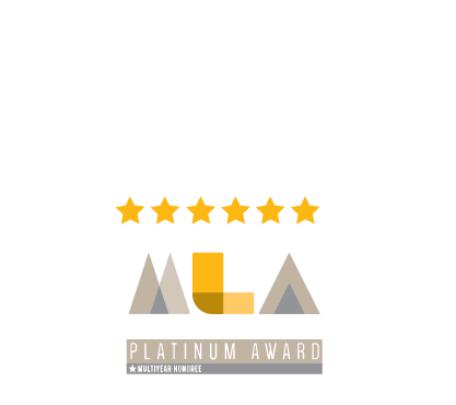 SIX Platinum Modern Library Awards