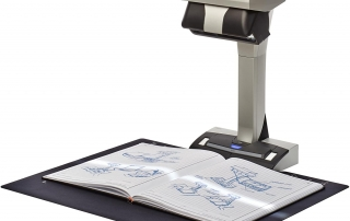 ST600 Overhead Book Scanner